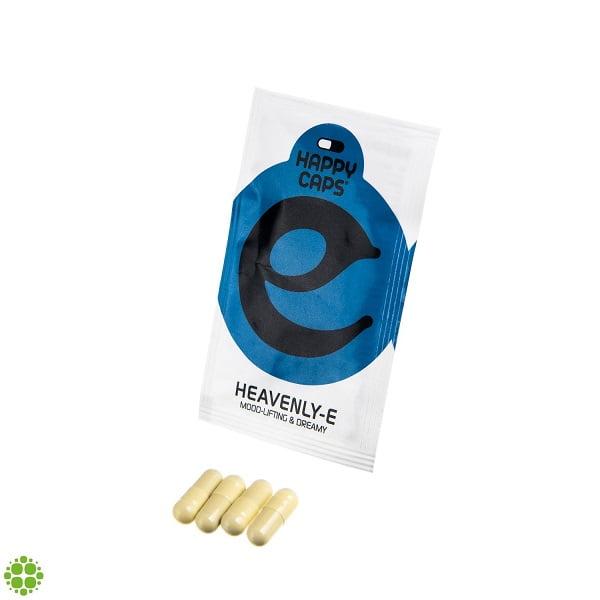 Happy Caps Heavenly-E Mood-Lifting & Dreamy Capsules (10packs/display)