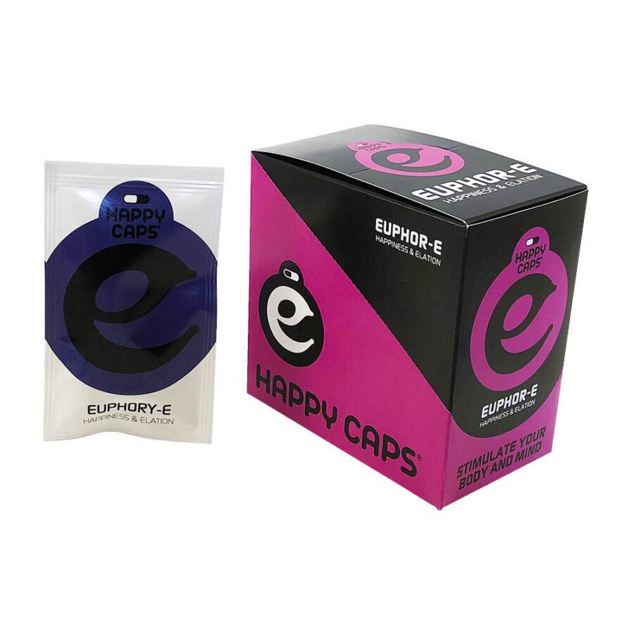 Happy Caps Euphor-E Happiness & Elation Capsules (10packs/display)