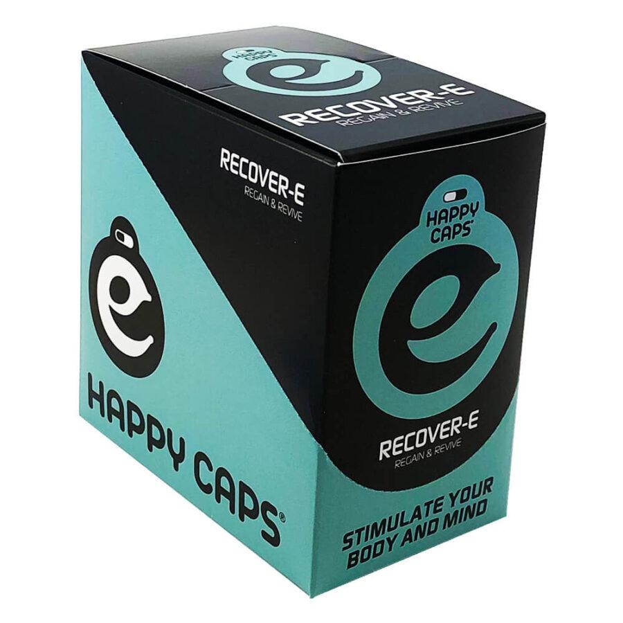 Happy Caps Recover-E Regain & Revive Capsules (10packs/display)