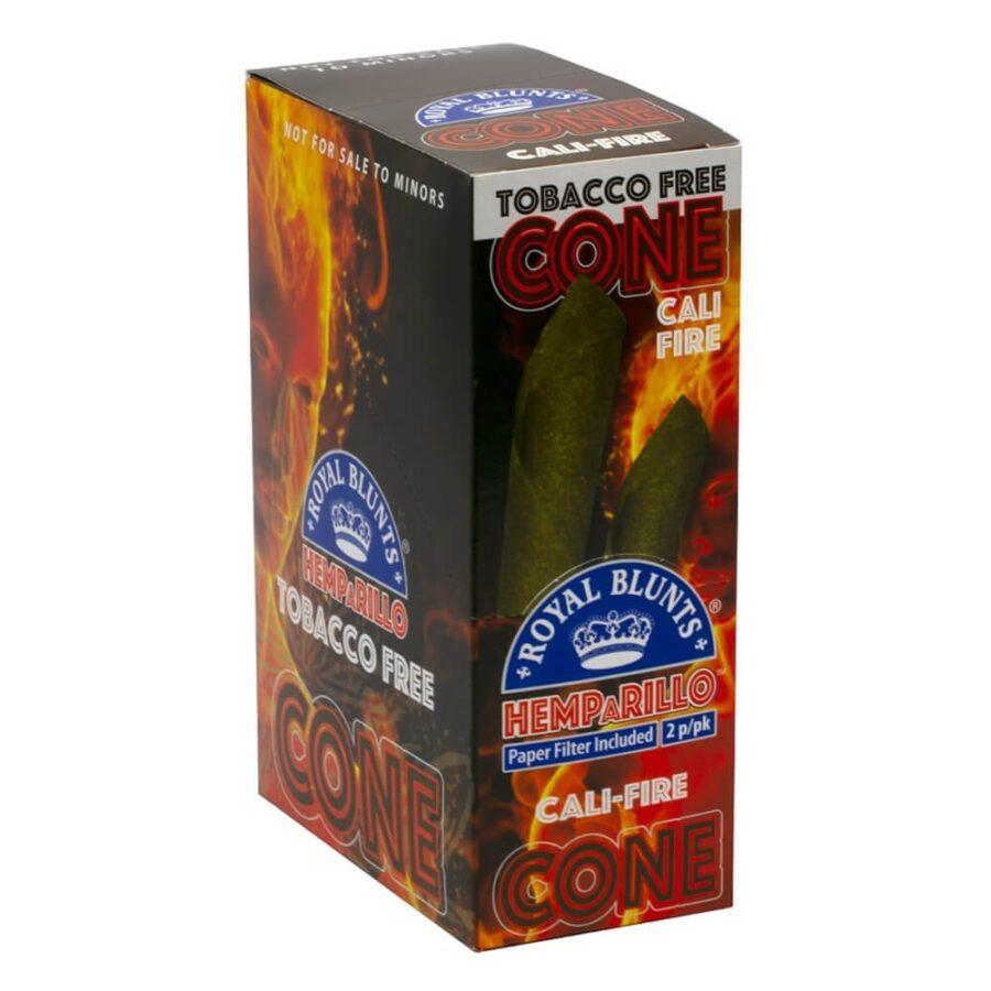 Hemparillo Hemp Cones Cali-Fire (10pcs/display)