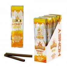 True Hemp Tobacco Free Honey Hemp Wraps (25pcs/display)