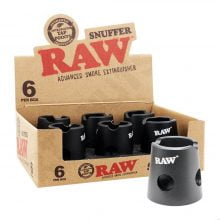 RAW Magnetic Cone Snuffer (6pcs/display)