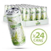 Cannabis Chill-Out Tea 250ml THC Free (24cans/box)