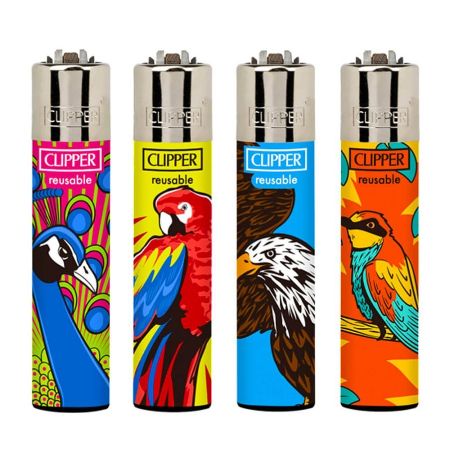 Clipper Lighters Spring Mix 2 (24pcs/display)