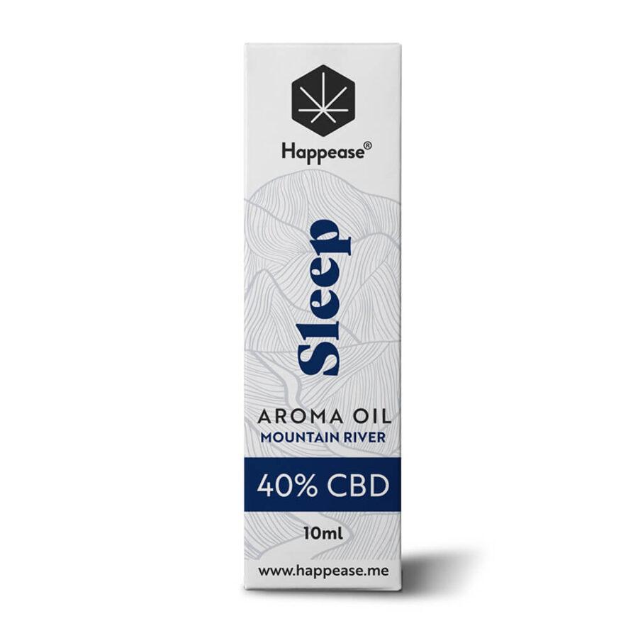 Happease® Sleep 40% CBD Oil Mountain River (10ml)