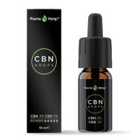Pharma Hemp CBN 3% + CBD 1% Oil (10ml)