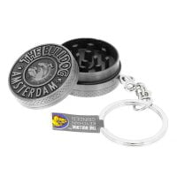 The Bulldog Key Chain with Mini Grinder (20pcs/display)