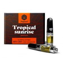 Happease Tropical Sunrise 85% CBD Cartridges (2pcs/pack)