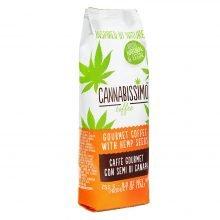Cannabissimo Ground Coffee with Hemp Seeds (250g)
