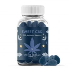 Sweet CBD Good Night Melatonine Gummies + 420mg CBD