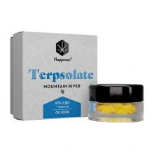 Happease Extracts Mountain River Terpsolate 97% CBD + Terpenes (1g)