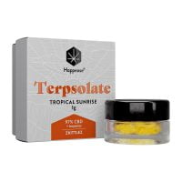 Happease Extracts Tropical Sunrise Terpsolate 97% CBD + Terpenes (1g)
