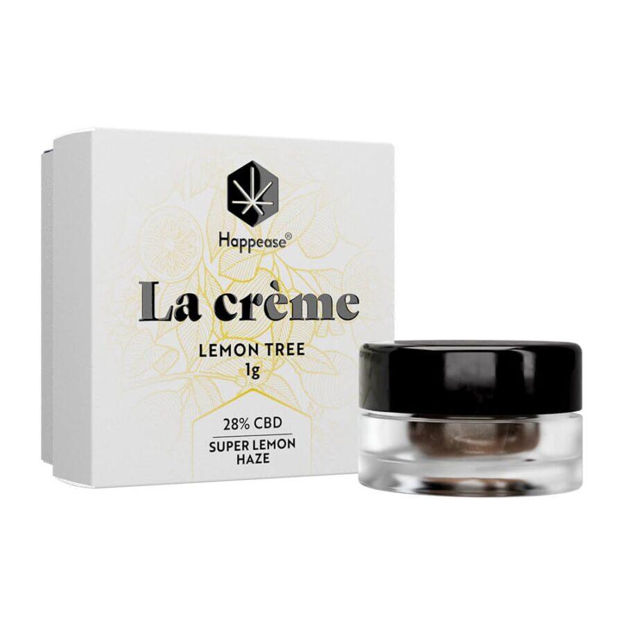 Happease Extracts Lemon Tree La Crème 28% CBD (1g)