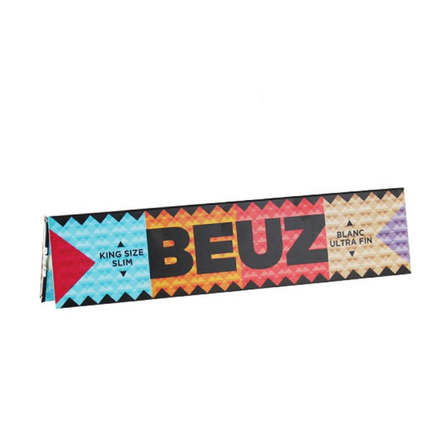 Beuz KS lim Rolling Papers (50pcs/display)