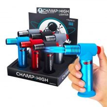 Camp High Windproof Lighters + Giftbox (12pcs/display)
