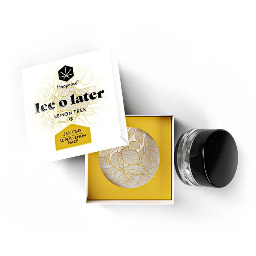 Happease Extracts Lemon Tree Ice O Later 35% CBD (1g)