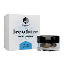 Happease Extracts Mountain River Ice O Later 35% CBD (1g)