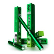 Kush CBD Vape Girl Scout Cookies 40% CBD Disposable Pen (20pcs/display)