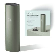PAX 3 Smart Vaporizer Complete Kit for Dry Herbs Sage