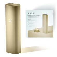 PAX 3 Smart Vaporizer Complete Kit for Dry Herbs Sand