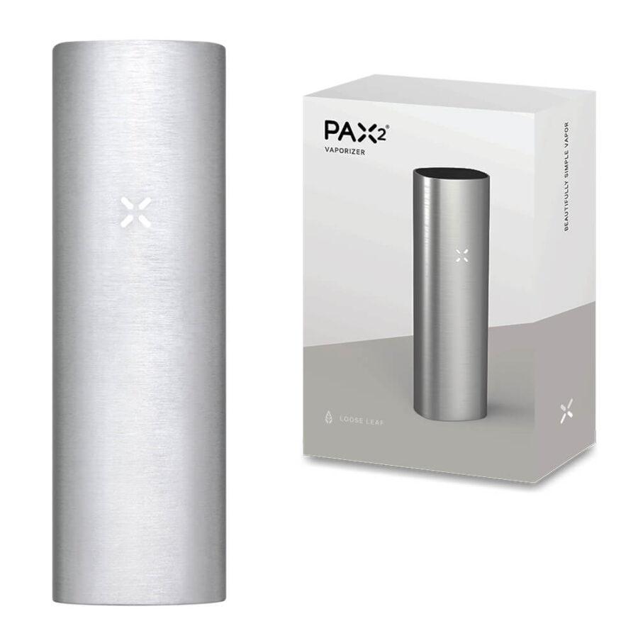 PAX 2 Dry Herb Vaporizer Platinum