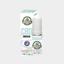 Cannapresso - E-Liquid al CBD gusto Straw-Melon Ice (10ml/1000mg)