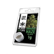 Plant of Life 10% CBD Jelly Amnesia Haze (1g)