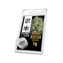 Plant of Life 10% CBD Jelly Mango Kush (1g)