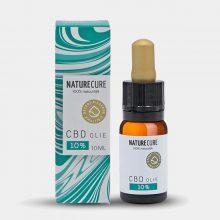 Nature Cure Olio di CBD al 10% (10ml)