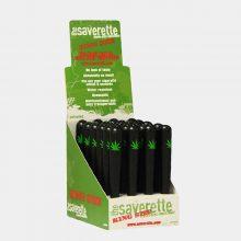 Saverette Tubi Salva Spinelli con foglia di erba 110mm (24pezzi/display)