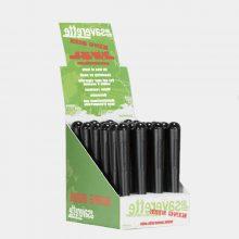 Saverette Tubi neri Salva Spinelli 110mm (24pezzi/display)