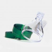 Grinder in Metallo Tube Bottle 40mm - 4 parti (6pezzi/display)