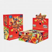 Juicy Jay Rolls 5 metri Cartine King Size Slim Mix 8 Gusti (24pezzi/display)