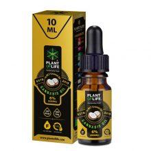 Plant of Life Olio di CBD con olio MCT 6% (10ml)