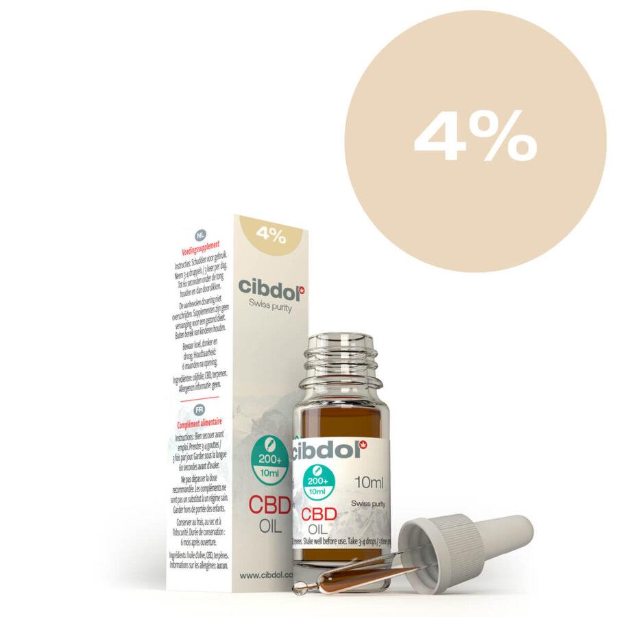 Cibdol Olio di CBD 5% (10ml)