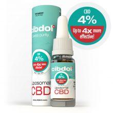 Cibdol Olio di CBD Liposomiale 4% (10ml)