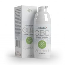Cibdol Aczedol Crema Anti-Acne 100mg CBD (50ml)