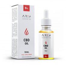 Aria CBD Olio di CBD Premium al 5% (10ml)