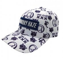 Lauren Rose Cappello Blueberry Haze con Nascondiglio interno