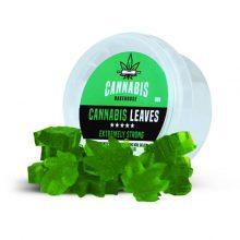 Cannabis Bakehouse Foglie di Cannabis Gommose senza THC (30g)
