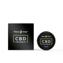 Pharma Hemp Full Spectrum 90% CBD Crumble (1g)