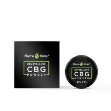 Pharma Hemp Full Spectrum 97.5% Cristalli di CBG (0.5 g)