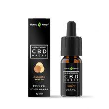 Pharma Hemp Olio di CBD 7% Aromaterapia Vaniglia Cannella (10ml)