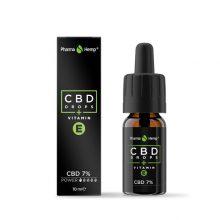 Pharma Hemp Olio di CBD 7% Arricchito con Vitamina E (10ml)