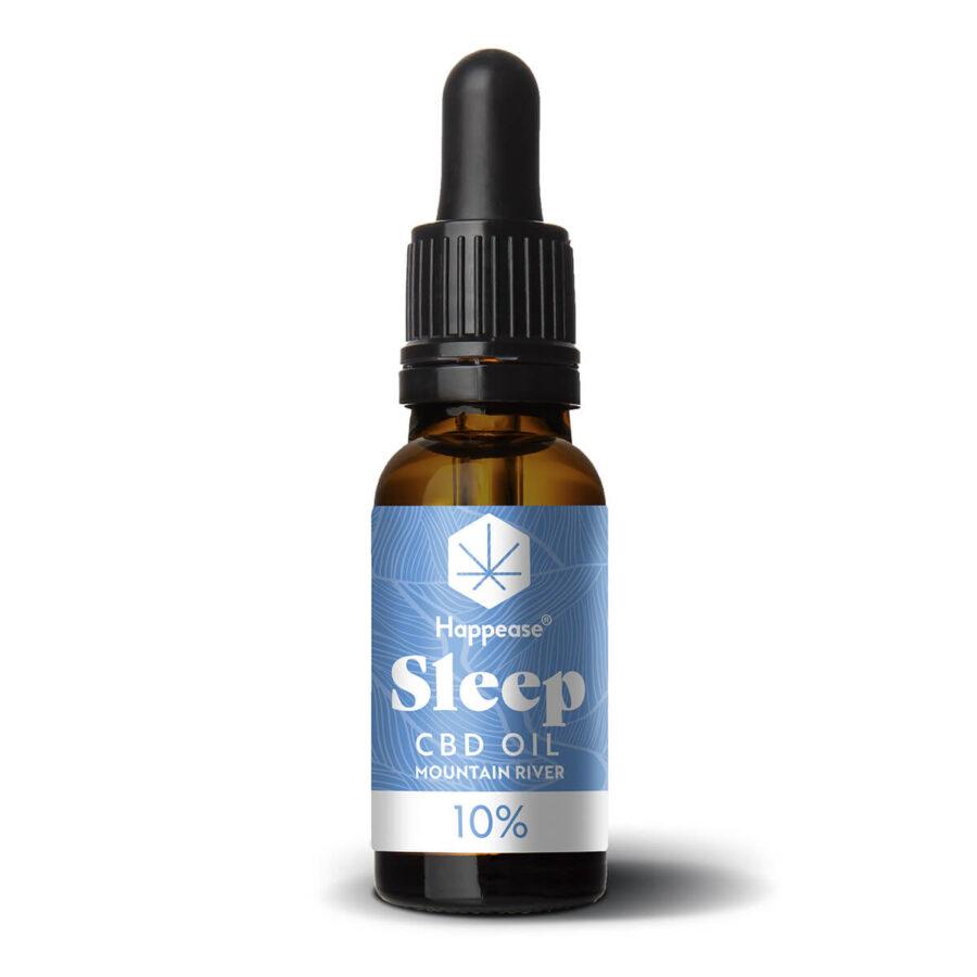 Happease Sleep 10% Olio di CBD Mountain River (10ml)