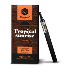Happease Classic - Starter Kit Vaporizzatore Tropical Sunrise 50% CBD