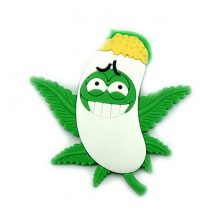 Hempy The Joint Cannabis Magnete 3D in silicone