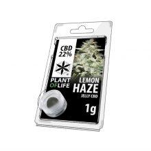 Plant of Life 22% CBD Jelly Lemon Haze (1g)