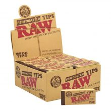 RAW Filtri perforati Wide (50pezzi/display)