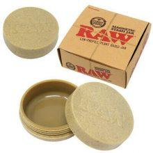 RAW Contenitore magnetico per Dab e Fumo in silicone